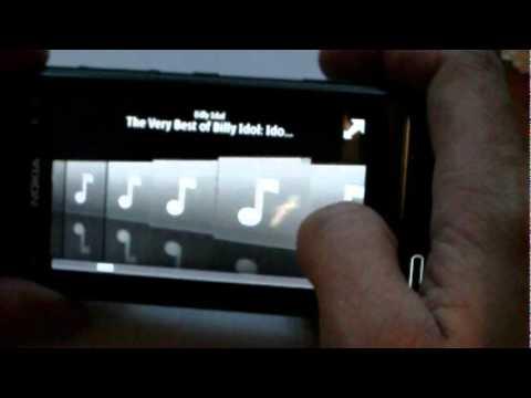 Nokia N8 Music player + i8910HD Music player