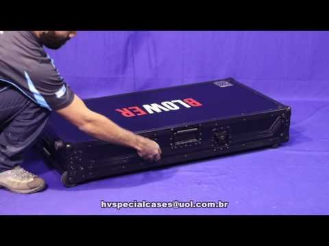 CASE PARA CDJ 2000 NEXUS S2 E MIXER DJM 900