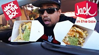 Jack In The Box NEW SAUCED CARNE ASADA FRIES | JACK IN THE BOX $3 SAUCED LOADED FRIES REVIEW MUKBANG