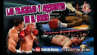"TOP ""6"" DE LAS TRAGEDIAS Y ACCIDENTES EN EL BOXEO"