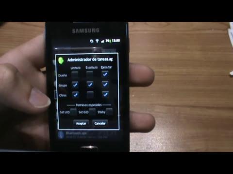 Instalar una aplicación de sistema en Android (Esp