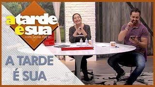 A Tarde é Sua (16/07/18) | Completo