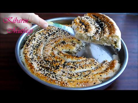 En Kolay Kol Böreği Tarifi  - Çıtır Çıtır Börek Yapılışı - Kibarin Mutfagi