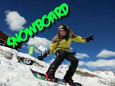 Dia de Snowboard ! - RIP CHASKI - by #XodaElExtremo
