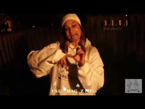 JUS G'$ STORIEZ PRESENTS; FIRST LADY SWEETWATER  MAGAZINE16 FREESTYLE(UNSIGNED ARTIST)