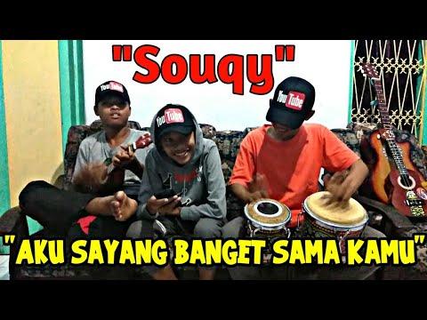 """""""Souqy-Aku Sayang Banget Sama Kamu"""" Cover Ardewa Official"""