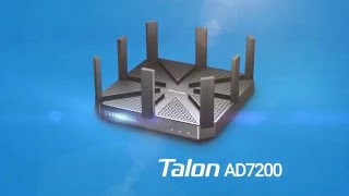 Introducing the TP-LINK AD7200 Multi-Band Router