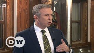 Mansur Yavaş: İşe yarar proje olacak da Erdoğan 'Hayır' mı diyecek - DW Türkçe