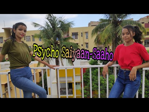 PSYCHO SAIYAAN - Saaho | Dance Cover | Dhvani Bhanushali, Sachet Tandon |