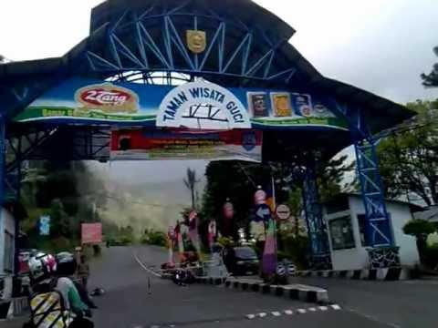 Touring ke obyek wisata GUCI, TEGAL (13-09-2011)