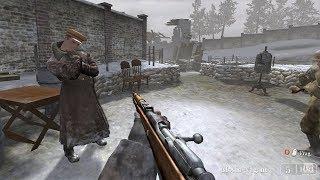 WW2 - Red Army Training - Call of Duty 2