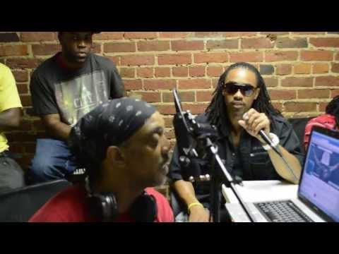 Seba Armon Entertainment Debut Interview on Radio Suckas Neva Play Me with Chris Brooks