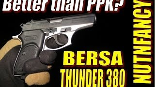 Bersa Thunder 380: Better Than PPK?