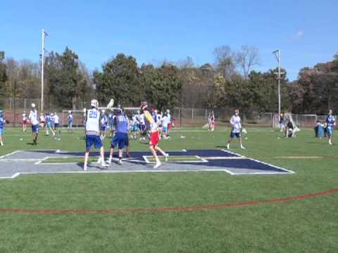 Keil Walsh Highlights from The Match Lacrosse Showcase The Episcopal Academy