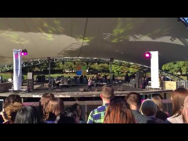 Stay With Me - Kelly Clarkson @ Symphony Park 10/18/14