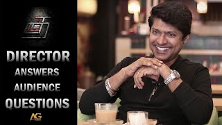 Thadam Director Answers Audience Questions | Avant Grande