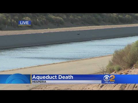 Aqueduct Death In Hesperia