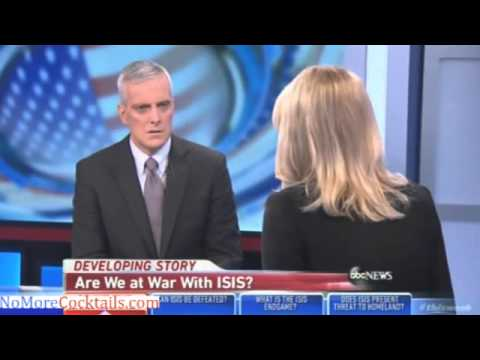ABC's Raddatz to Denis McDonough: Are We at War with ISIS or Not?