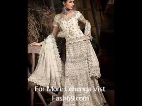 Lehenga Designs For Asian Brides