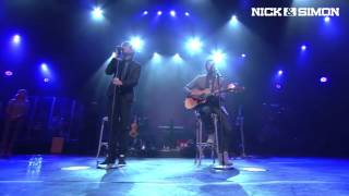 Nick & Simon - I'm Yours & Sound Of Silence (Live in Carré)