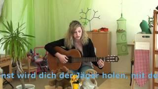 Watch Volkslied Fuchs Du Hast Die Gans Gestohlen video