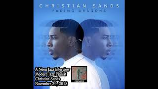A Neon Jazz Interview with Modern Jazz Pianist Christian Sands