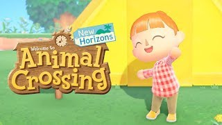 Animal Crossing New Horizons - Release Date Gameplay Trailer | E3 2019