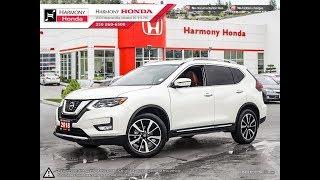 2018 Nissan Rogue SL - Harmony Honda - U6224 - Kelowna, BC