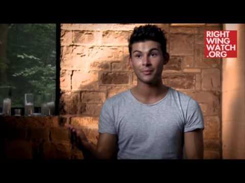 Rww News: Ad For Ex-gay Movie: 'lady Gaga, Shut Up' video