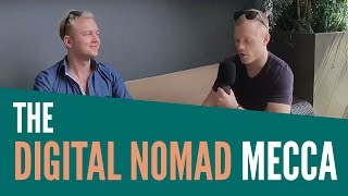 Why all Digital Nomads go to Southeast Asia ( The Travel Lifestyle by Riley Bennett & Matt Laker)