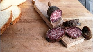 How to make BEEF ITALIAN SALAMI at home