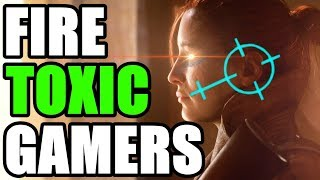 "Toxic Gamers Should Be ""Fired""... According to SJWs"
