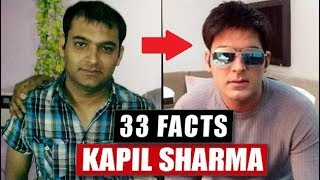 33 Facts You Didn't Know About Kapil Sharma | Hindi