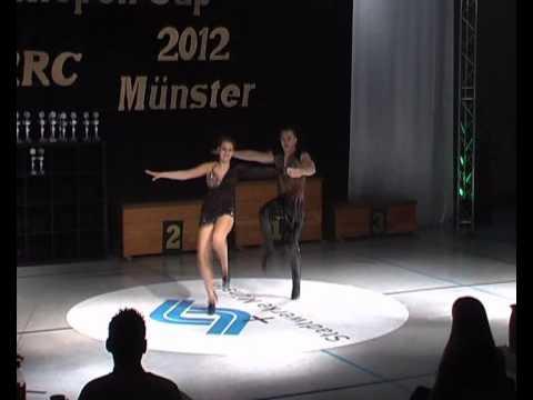 Regina Reiswich & Andreas Meier - Kiepen Cup 2012