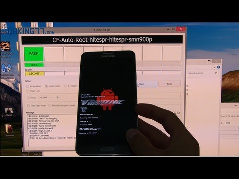 How to Root the Samsung Galaxy Note 3 [All Variants]