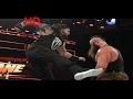 Roman Reigns Def. Braun Strowman Full Match   WWE Fastlane 2017 5th March 2017 Full Show
