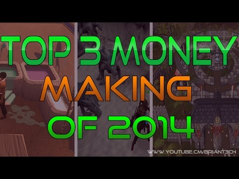 Runescape Top 3 Money Making Methods of 2014 / 2m – 10m+ p/h / 2014 RS3 Commentary
