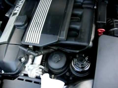 Guide to Checking your BMW E46 E39 E53 E83 Oil
