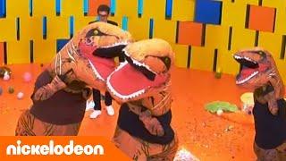 Toy Toy Toy - Die Unboxing Show | T-Rex Fußball | Nickelodeon Deutschland