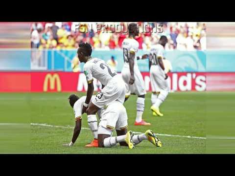 Portugal 2-1 Ghana - FIFA Copa Mundial 2014 - 26 Junio