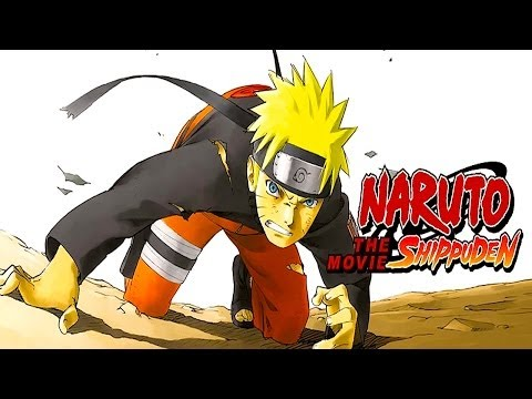 Naruto Shippuden the Movie ナルト 疾風伝 Review