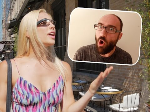 Vsauce Reinvents Google Glass!