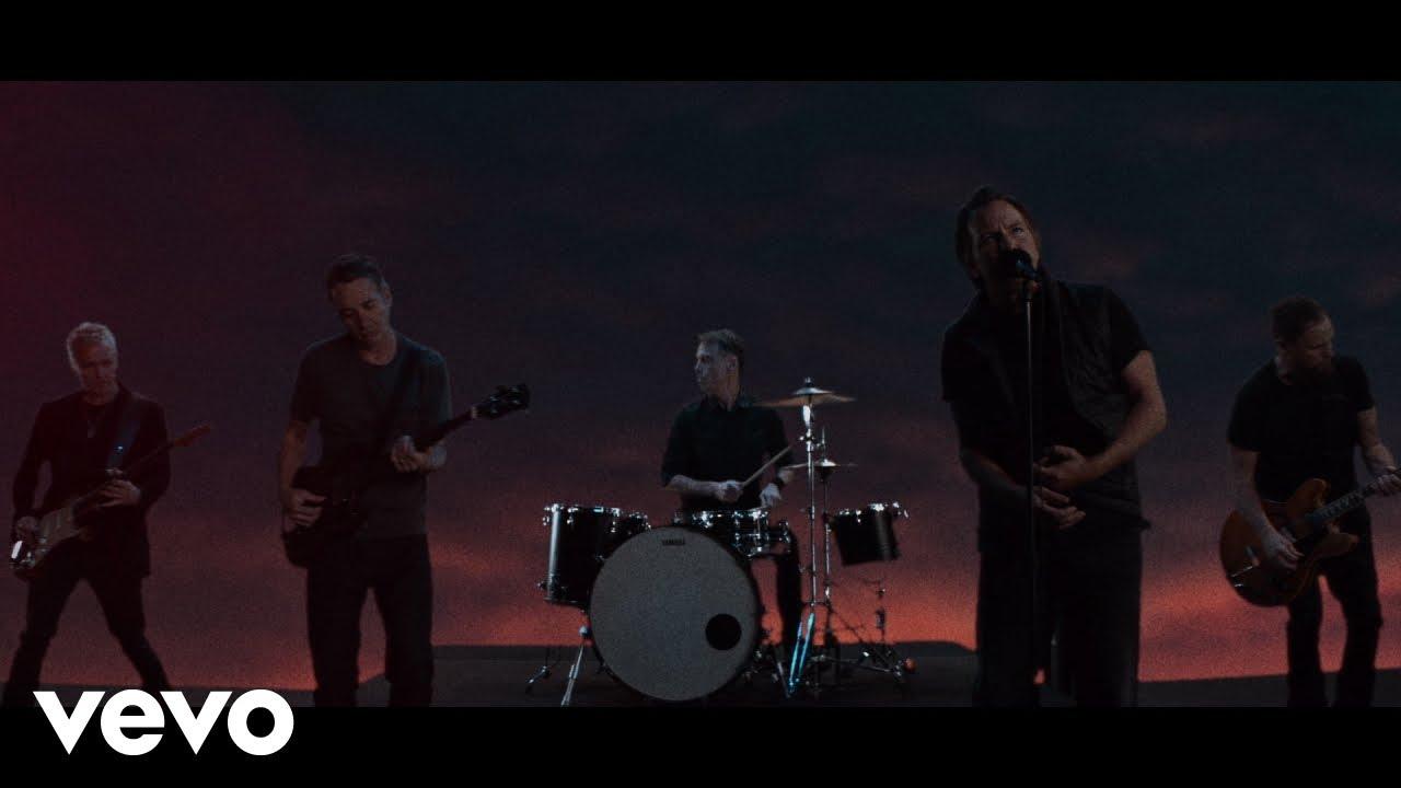 "Pearl Jam - バンド演奏映像が加わった""Dance Of The Clairvoyants (Mach III)""のMVを公開 新譜「Gigaton」2020年3月27日発売予定 thm Music info Clip"