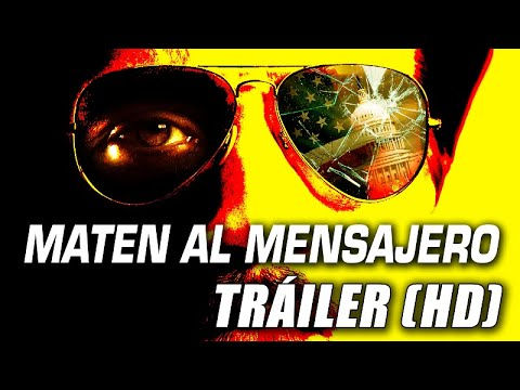 Maten Al Mensajero - Kill The Messenger - Trailer Oficial Subtitulado (HD)