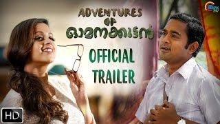 Adventures Of Omanakuttan   Official Trailer   Asif Ali, Bhavana   Malayalam Movie   HD