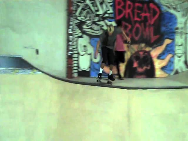 Sector 9 Surf Team Skates the Bread Bowl