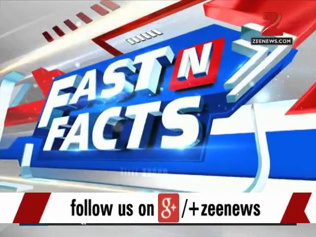 Watch: Fast N Facts @ 4pm