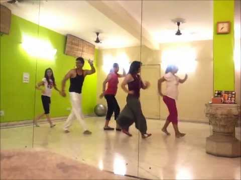 Bollywood Dance Fitness Choreo On 'mashallah' From 'ek Tha Tiger' video
