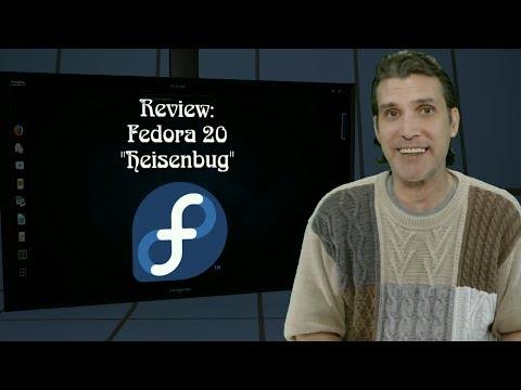 Review ::: Fedora 20