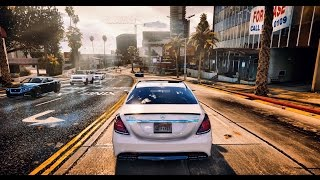 GTA 6 Graphics - REDUX - Cars Gameplay! Ultra Realistic Graphic ENB MOD PC